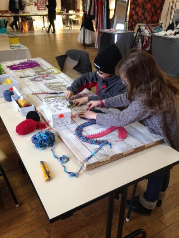 Salon defil'en Aiguille 2015