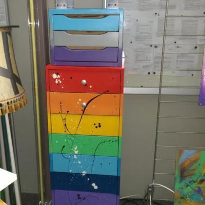 Mobilier Multicolors