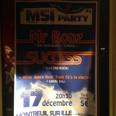 MSI Party
